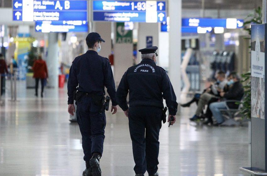Συνελήφθη στο αεροδρόμιο «Μακεδονία» 48χρονος που είχε κλέψει πολυτελή ρολόγια