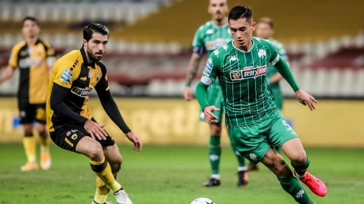 Ο Αλεξανδρόπουλος κλήθηκε στην Εθνική Ανδρών για πρώτη φορά