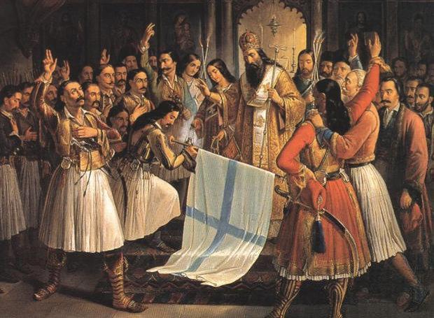 25η Μαρτίου: Η ημερομηνία, οι συμβολισμοί, οι Ήρωες της Επανάστασης