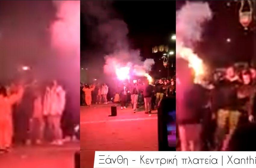"""""""Υγειονομική βόμβα το αποκριάτικο ξεφάντωμα στην Ξάνθη"""""""