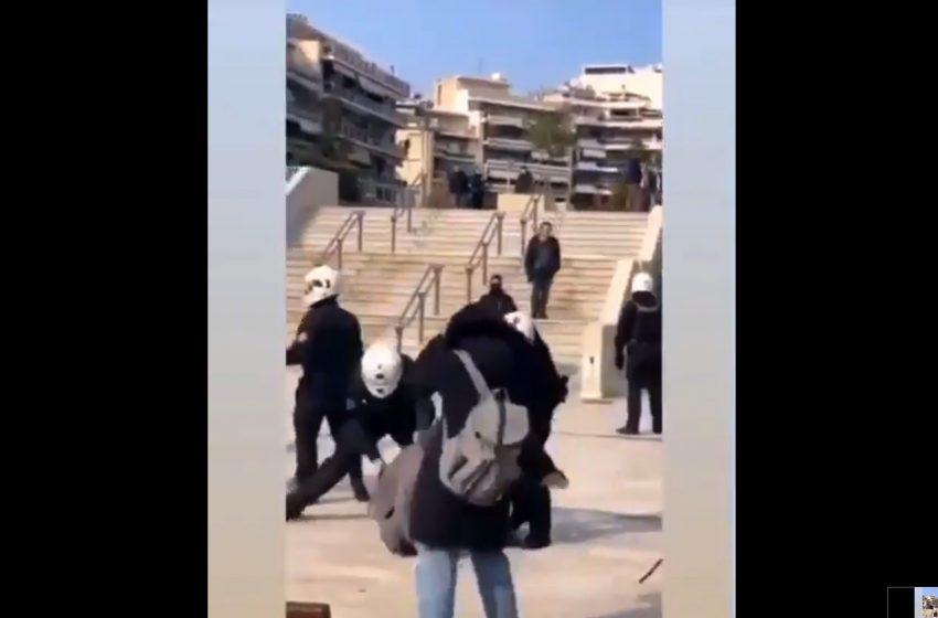 """Μπαλάσκας – Μαυροειδάκος: Επιμένουν στα περί επίθεσης αντιεξουσιαστών – """"Αυτοί που πήγαν νοσοκομείο ήταν αστυνομικοί"""""""