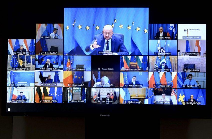 Σύνοδος Κορυφής: Πιο αυστηρό το κείμενο συμπερασμάτων για την Τουρκία