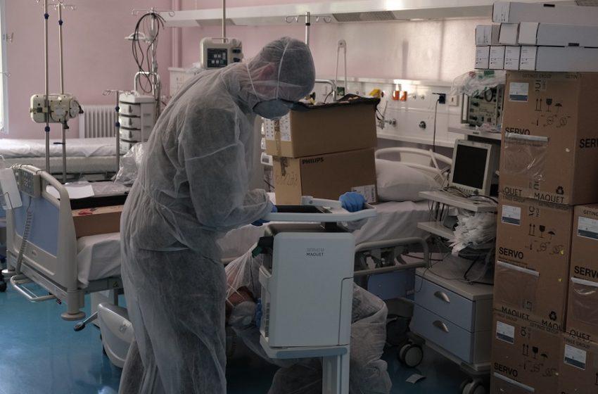 Αποκάλυψη Εφ.Συν: 150 επικίνδυνοι αναπνευστήρες στα νοσοκομεία της Αθήνας εν μέσω covid