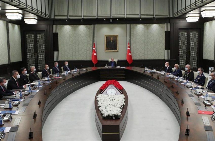 """Εθνικό Συμβούλιο Ασφαλείας: Μιλά για """"τουρκική μειονότητα"""" και """"δύο κράτη στην Κύπρο"""""""