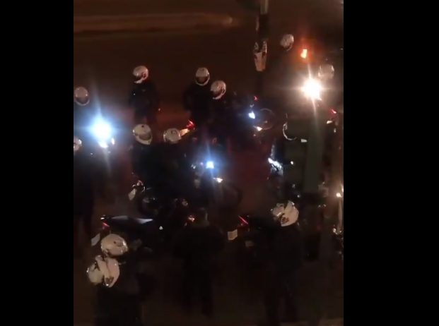 """""""Πάμε να τους σκοτώσουμε""""… στα μαλακά οι αστυνομικοί – Εντοπίστηκαν και  καταλογίζεται πειθαρχικό αδίκημα (vid)"""