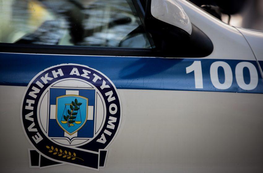Θεσσαλονίκη: Επεισοδιακή καταδίωξη διαρρηκτών – Πέταξαν …πυροσβεστήρες στο περιπολικό