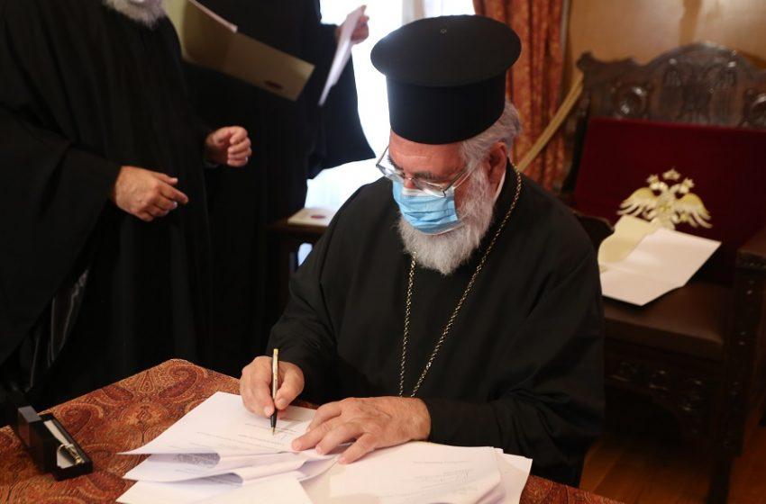 Εκπρόσωπος εκκλησίας για Γεωργιάδη: Πρώτη φορά ακούω για ειδική άδεια για βάπτιση