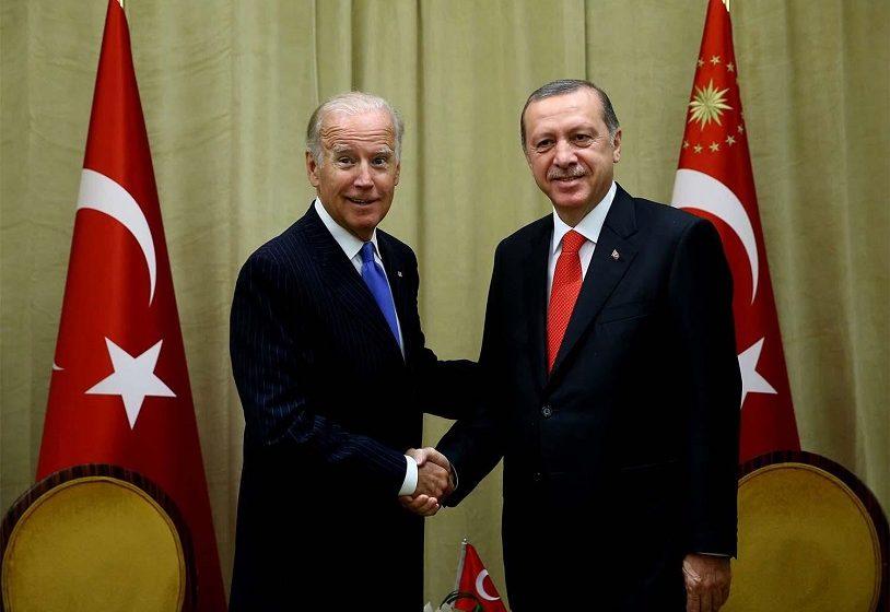 Ερντογάν: Μια νέα εποχή θα σηματοδοτήσει η συνάντηση με Μπάιντεν