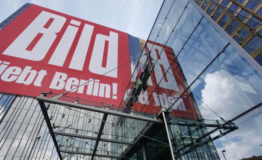 Έρευνα σε βάρος του διευθυντή της Bild μετά από καταγγελίες γυναικών