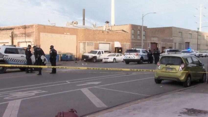 Δύο νεκροί και 13 τραυματίες από πυροβολισμούς στο Σικάγο