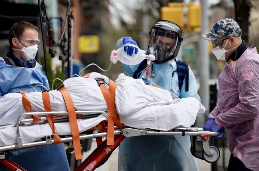 Νέα έρευνα: Οι τρεις κατηγορίες ασθενών με κοροναϊό