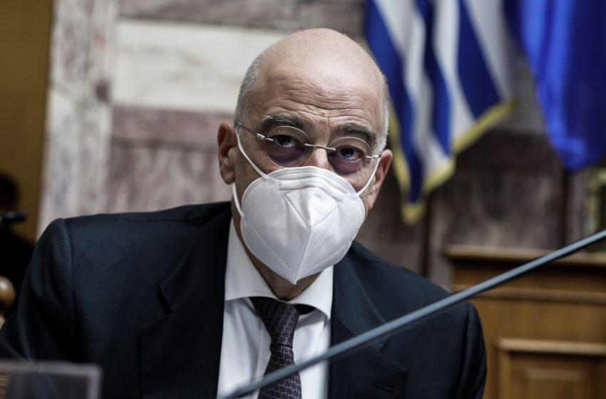 Ν. Δένδιας: Βασικός πυλώνας της ελληνικής εξωτερικής πολιτικής η προσήλωση στο Διεθνές Δίκαιο