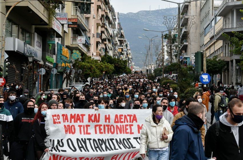 Χιλιάδες πολίτες στους δρόμους σε Αττική και άλλες πόλεις κατά της αστυνομικής βίας