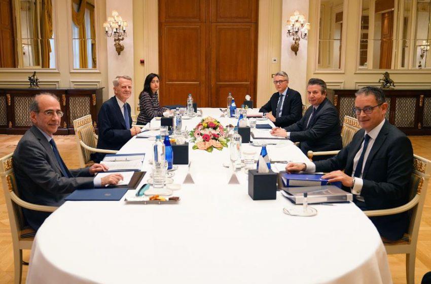 Ολοκληρώθηκε ο 62ος γύρος των διερευνητικών επαφών Ελλάδας-Τουρκίας