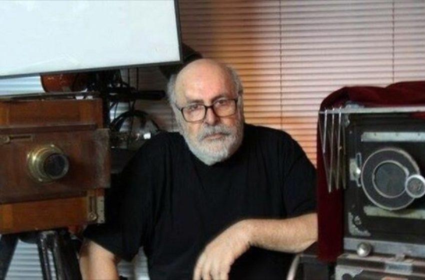 """Πέθανε ο Δημήτρης Αλεξιάδης, ο """"φωτορεπόρτερ των διάσημων"""""""