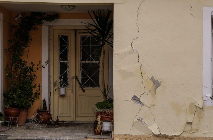 Μη κατοικήσιμες οι μισές οικοδομές που ελέγχθηκαν στις σεισμόπληκτες περιοχές