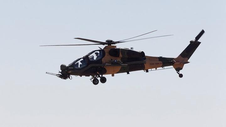 Ακάρ: Το στρατιωτικό ελικόπτερο συνετρίβη εξαιτίας της κακοκαιρίας