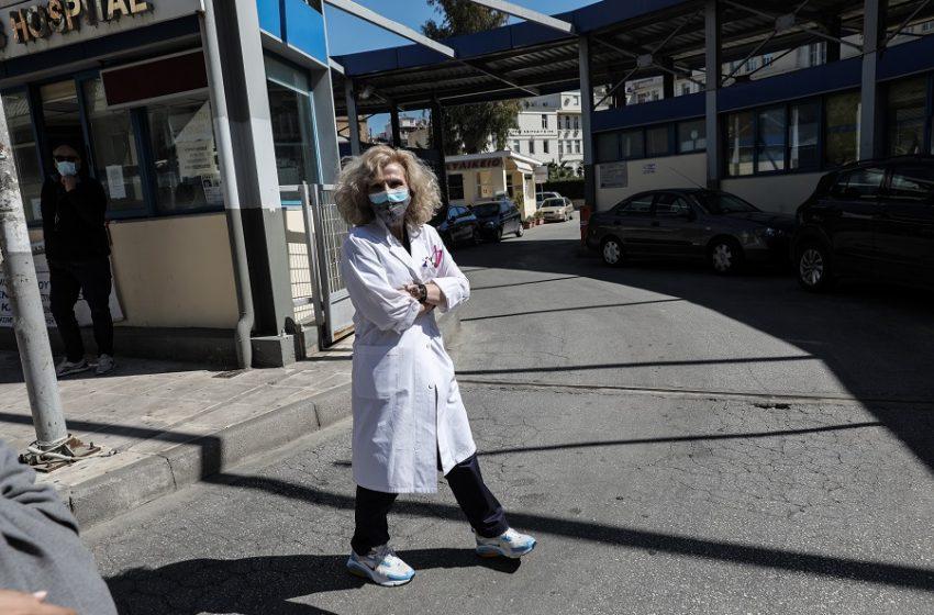 """Νοσοκομείο Covid o """"Ερυθρός Σταυρός"""" αλλά… χωρίς προσωπικό (vid)"""