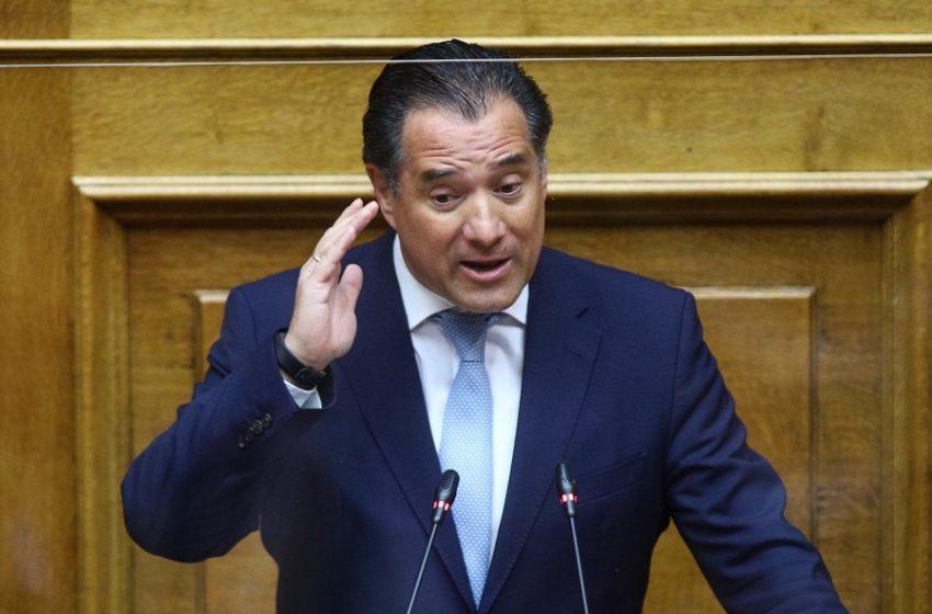 Ο Γεωργιάδης κατέθεσε fake φωτογραφία του Τσίπρα στη Βουλή – Οργισμένη αντίδραση Ραγκούση – Νικολαΐδη (vid)