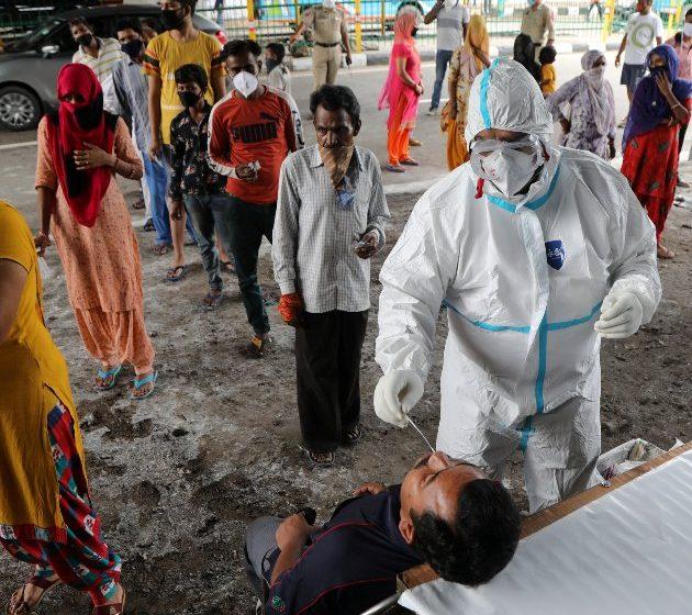 Ανησυχία για νέα μετάλλαξη του ιού στην Ινδία