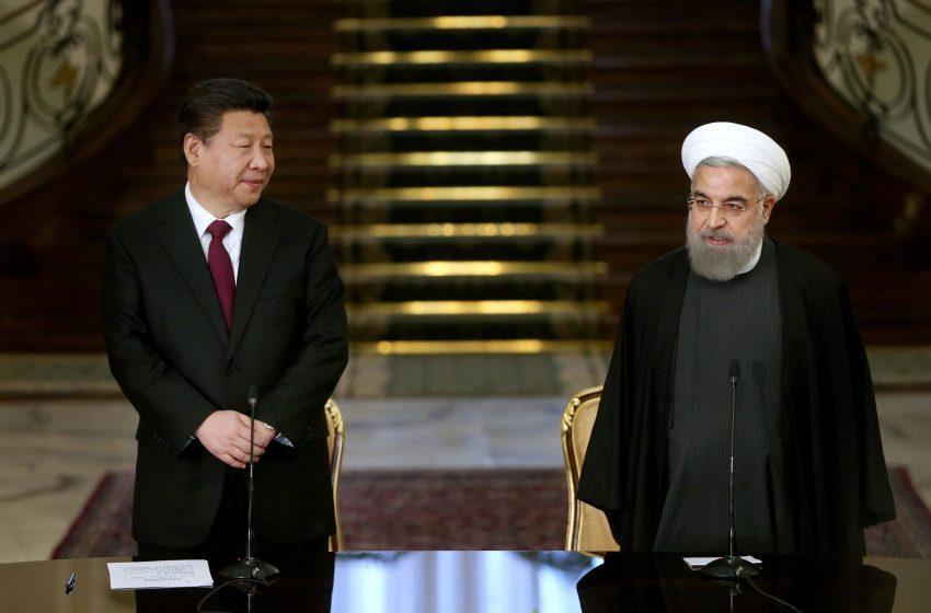 Ιράν και Κίνα υπέγραψαν συμφωνία 25ετούς συνεργασίας