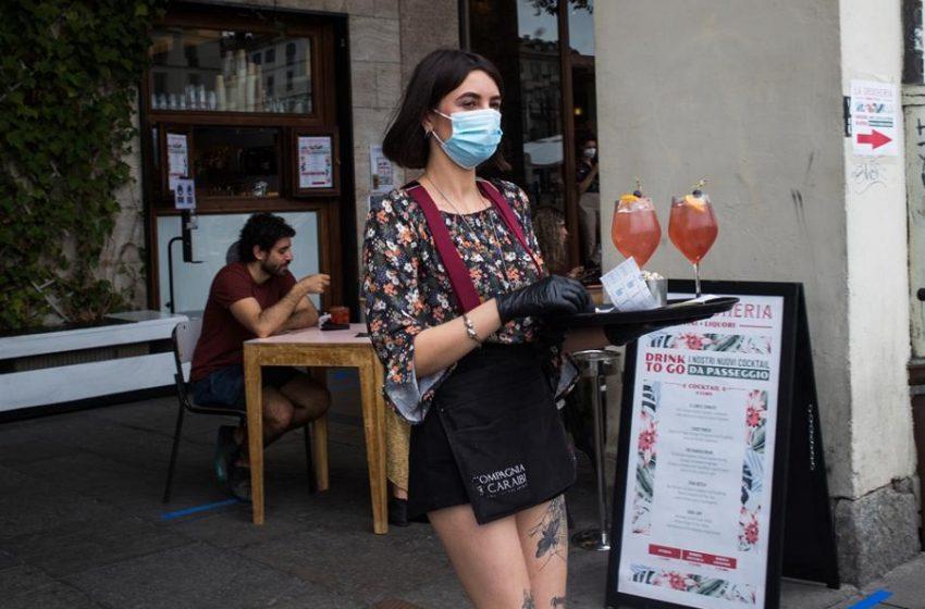 """Ιταλία: Μεγάλη αύξηση θανάτων – """"Βαθμιαία χαλάρωση των μέτρων μετά το Πάσχα"""""""