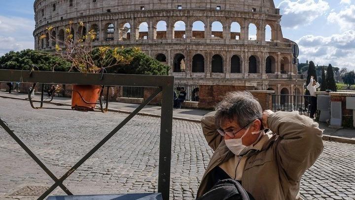 Ιταλία:  15,746 νέα κρούσματα κοροναϊού και 331 θάνατοι το τελευταίο 24ωρο