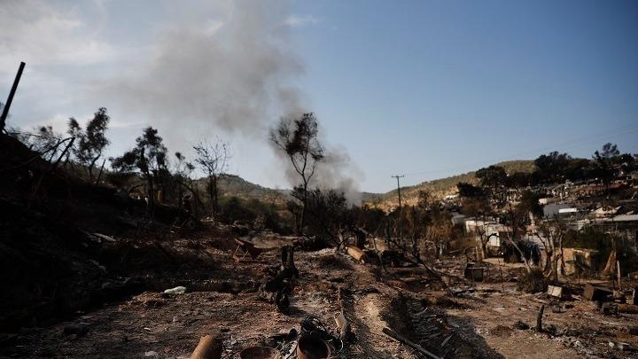 Σε βραχυκύκλωμα αποδίδουν οι Αρχές τη φωτιά στο Καρά Τεπέ