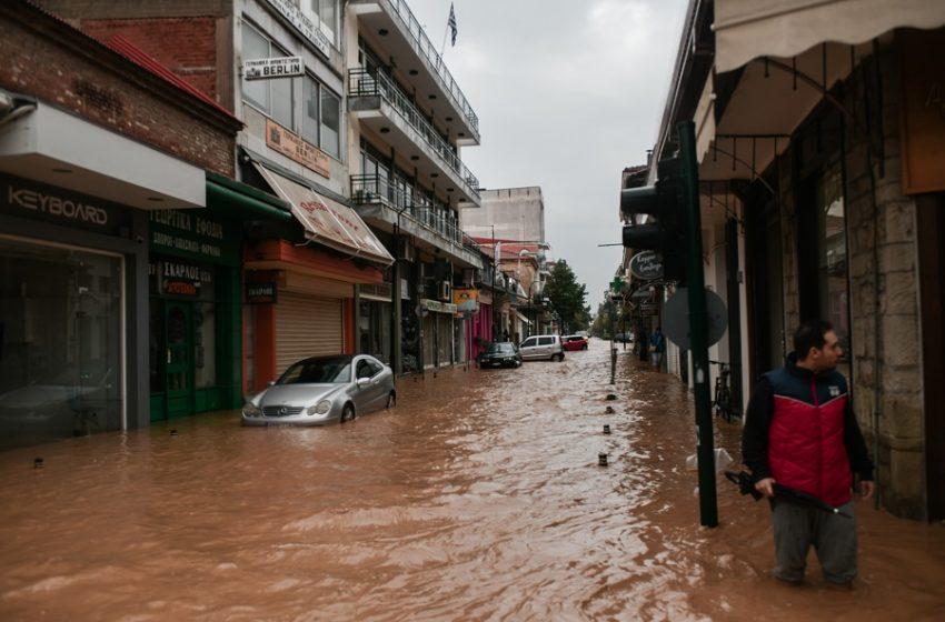 Καρδίτσα: Καταγγελία κατά αντιδημάρχου για υπεξαίρεση τροφίμων πλημμυροπαθών