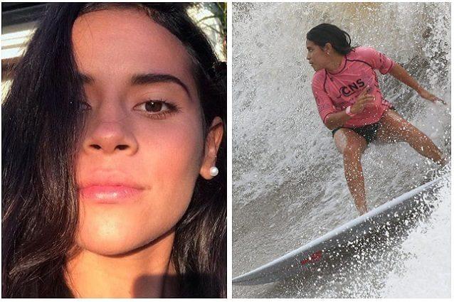 Σέρφερ από το Ελ Σαλβαδόρ σκοτώθηκε από κεραυνό