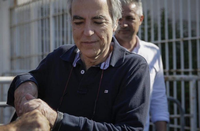 Κουφοντίνας: Καταθέτει αίτημα για διακοπή της ποινής του στο Πρωτοδικείο Λαμίας- Νέα παρέμβαση Σοφού
