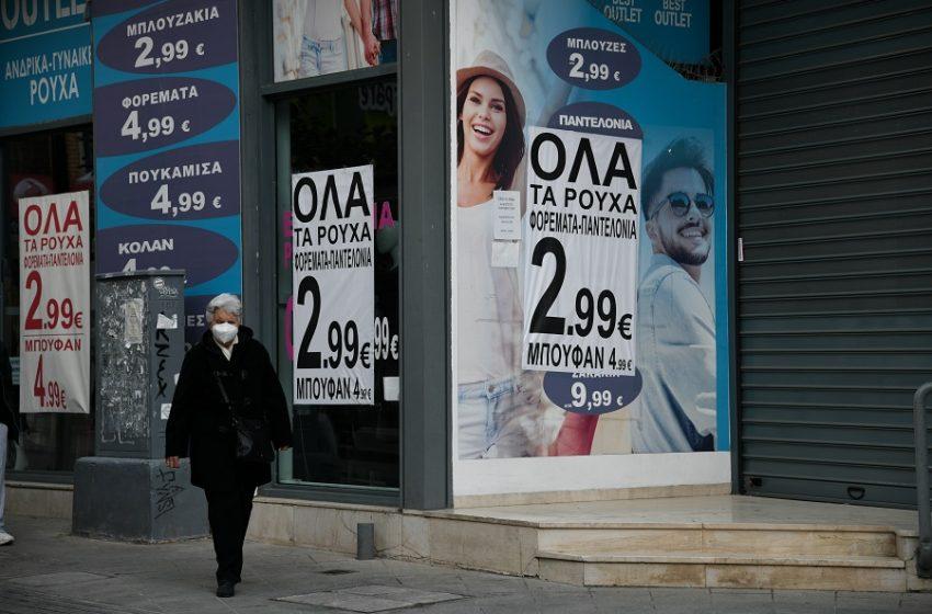 Ανοίγoυν τη Δευτέρα τα καταστήματα με μέτρα προστασίας – Μόνο τα Σαββατοκύριακα οι διαδημοτικές  μετακινήσεις