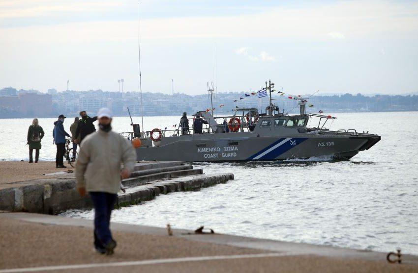 Νεκρός εντοπίστηκε ο αγνοούμενος ψαράς στη Θεσσαλονίκη