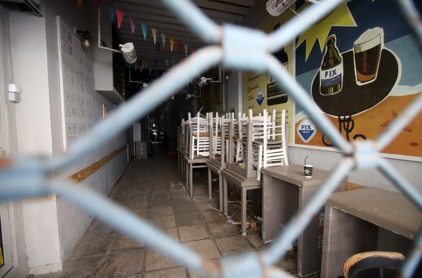 """Αδιέξοδο με παρατεταμένα lockdown – Τι ισχύει για το διήμερο, η """"θολή"""" προοπτική της 22ης Μαρτίου"""