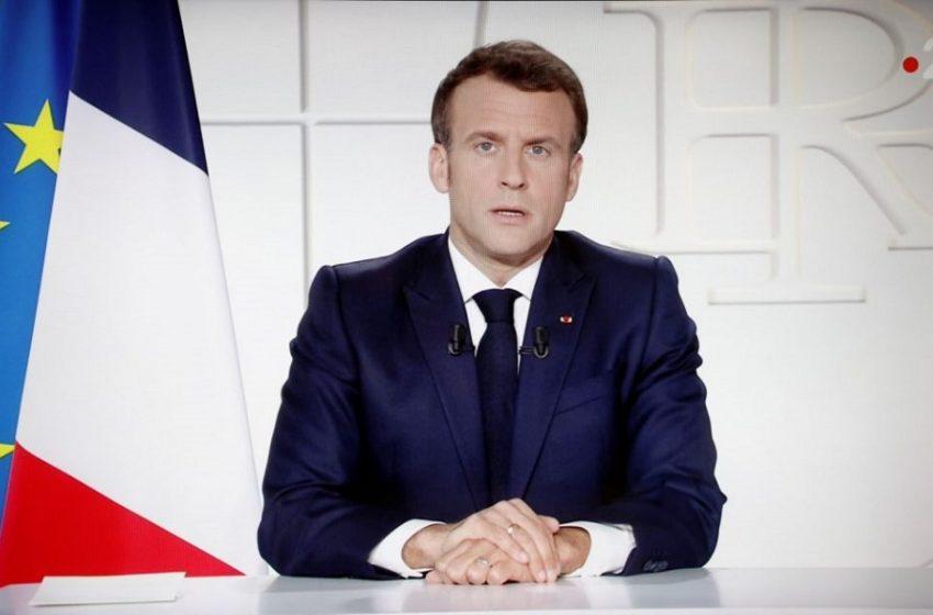 Γαλλία: Αυστηρό lockdown για ένα μήνα – Δραματικό διάγγελμα Μακρόν
