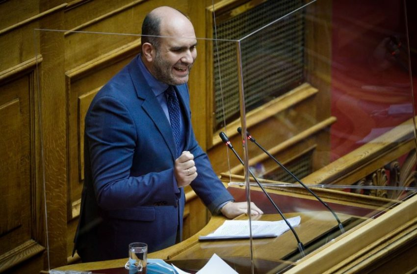 Μαρκόπουλος: Όποιος δεν θέλει το φως , θέλει το σκοτάδι – Εμείς δεν προσερχόμαστε με ρεβανσισμό