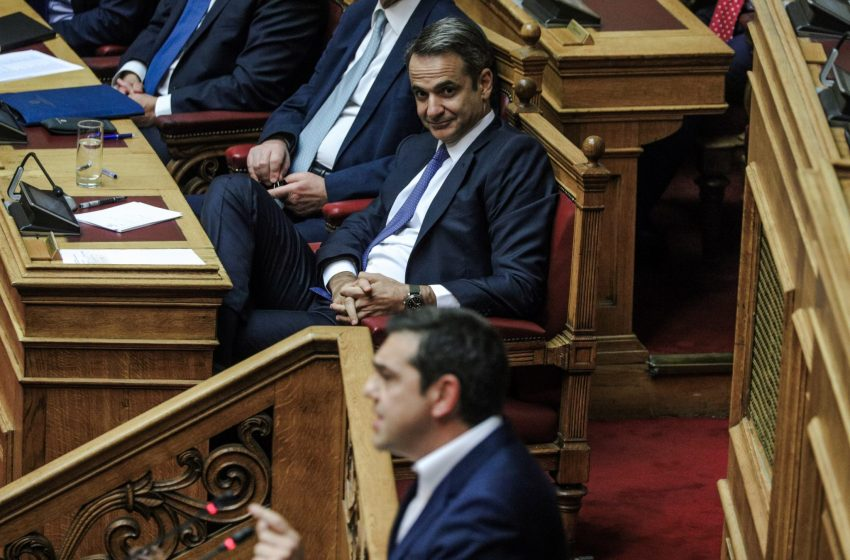 Μητσοτάκης και Τσίπρας μπροστά σε νέα διλήμματα…