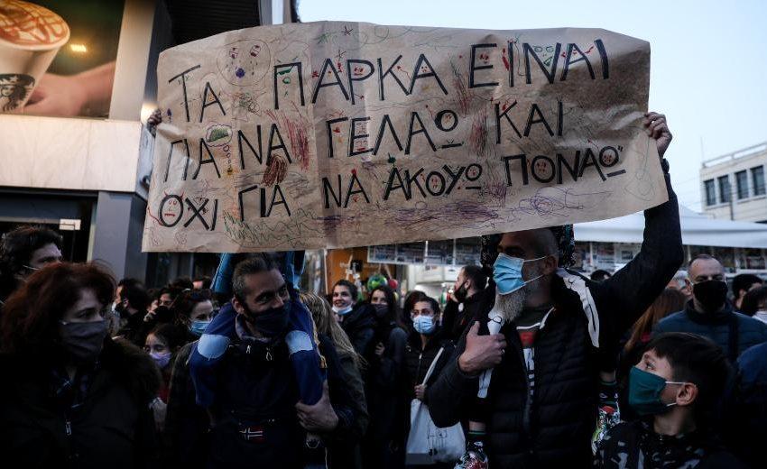 Η δημοτική αρχή Νέας Σμύρνης αρνείται να στηρίξει νομικά τους δημότες- θύματα της αστυνομικής καταστολής
