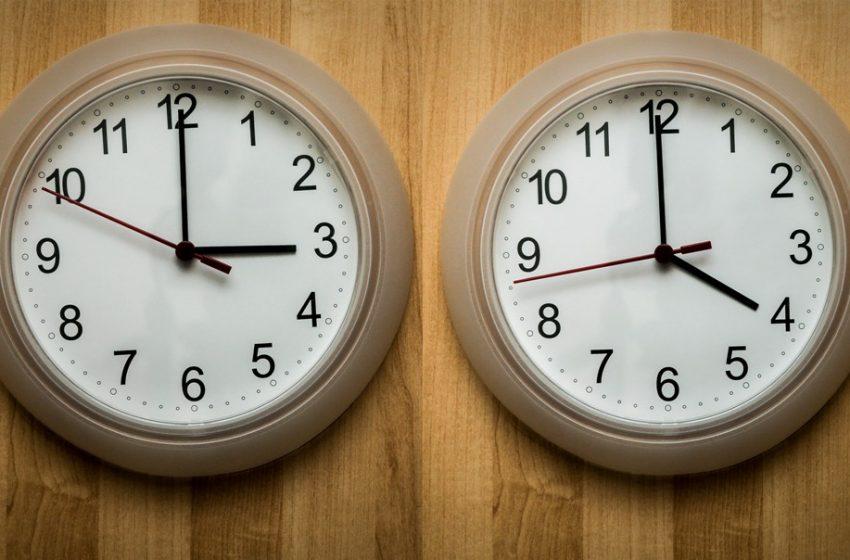 Αλλαγή ώρας : Πότε γυρίζουμε τα ρολόγια μια ώρα μπροστά