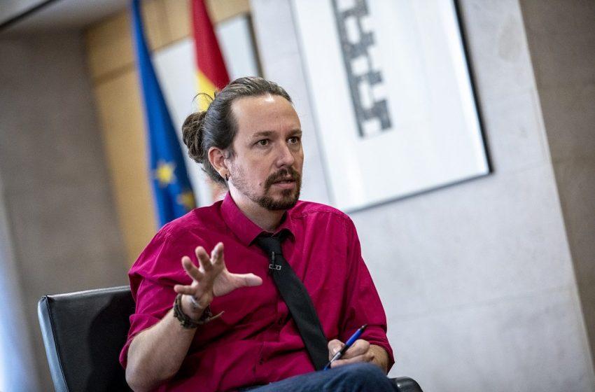 Αποχωρεί από την κυβέρνηση ο επικεφαλής των Podemos