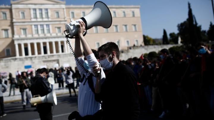 Ολοκληρώθηκε το πανεκπαιδευτικό συλλαλητήριο στην Αθήνα