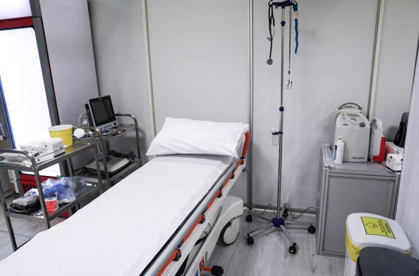 Εισαγγελική έρευνα για την ανεμβολίαστη νοσηλεύτρια που διαγνώστηκε με κοροναϊό στο Βόλο