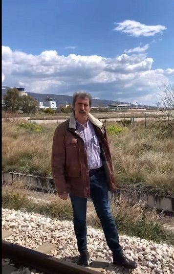 """""""Αυτοψία"""" Πολάκη στο Ελληνικό: """"Άδωνη, δες τα  κτίρια που γκρέμισες"""""""