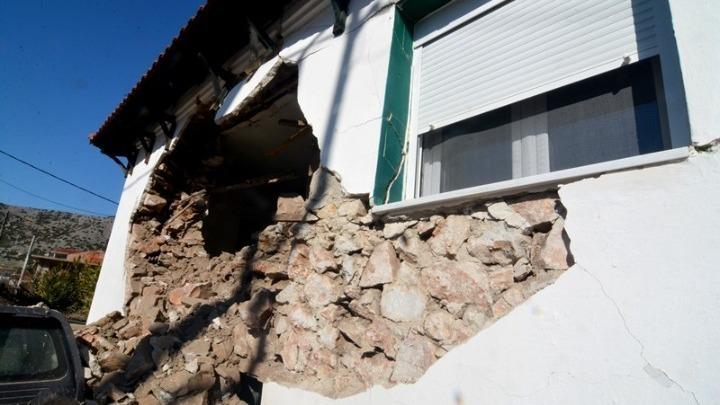 Τρίκαλα: Έλεγχοι για ζημιές σε κτίρια χωριών της Περιφέρειας