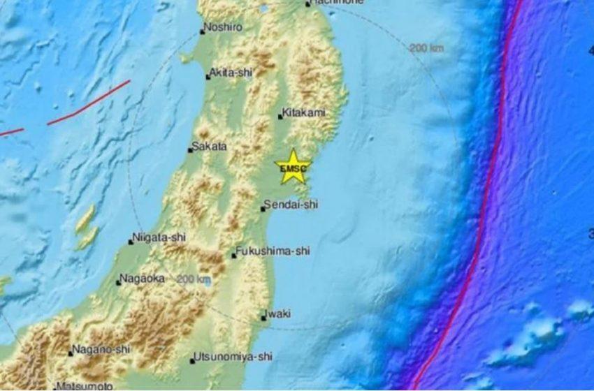 Σεισμός 7,2 Ρίχτερ στην Ιαπωνία