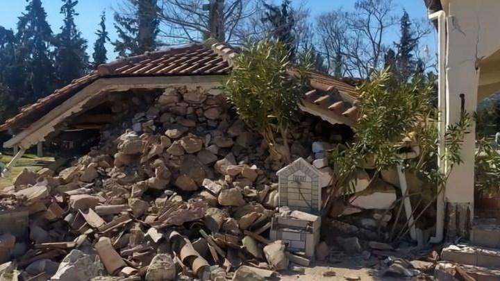 Τα μέτρα στήριξης των πληγέντων από τον σεισμό στην Ελασσόνα