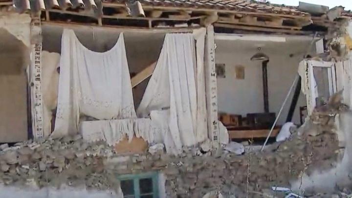 Με 900.000 ευρώ επιχορηγούνται οι τρεις δήμοι της Θεσσαλίας που επλήγησαν από το σεισμό