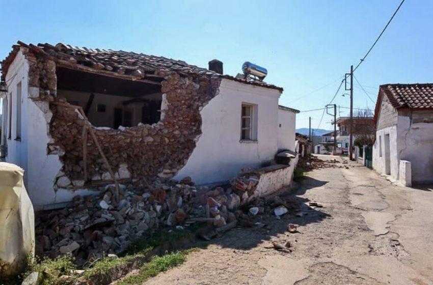 Παπαζάχος: 6,3 Ρίχτερ το μέγεθος του σεισμού στην Ελασσόνα