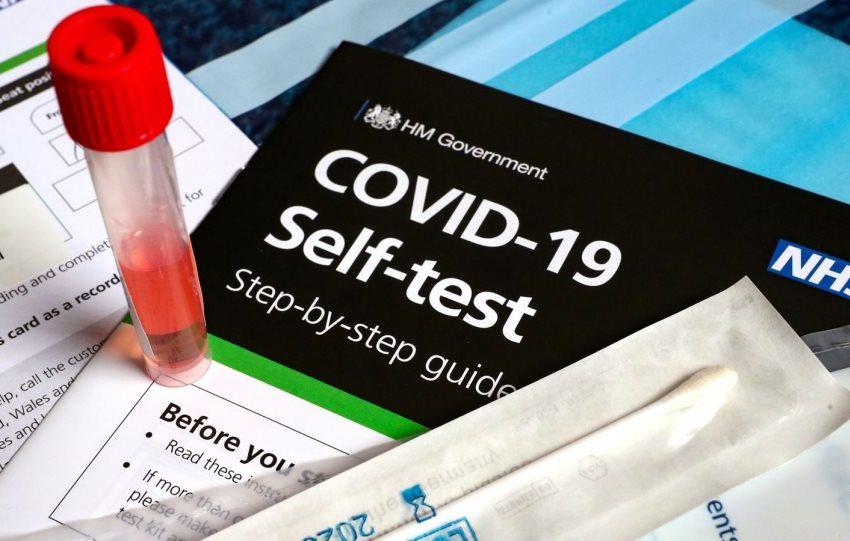 Ολοκληρώθηκε η κατάθεση προσφορών για τα 10 εκατ. self-tests