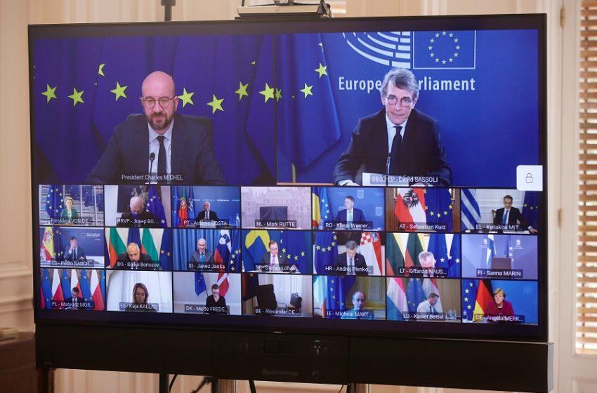 """Σύνοδος Κορυφής: Να απέχει η Τουρκία από νέες προκλήσεις- """"Επανεξέταση"""" τον Ιούνιο"""